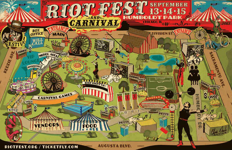 RiotFest2013