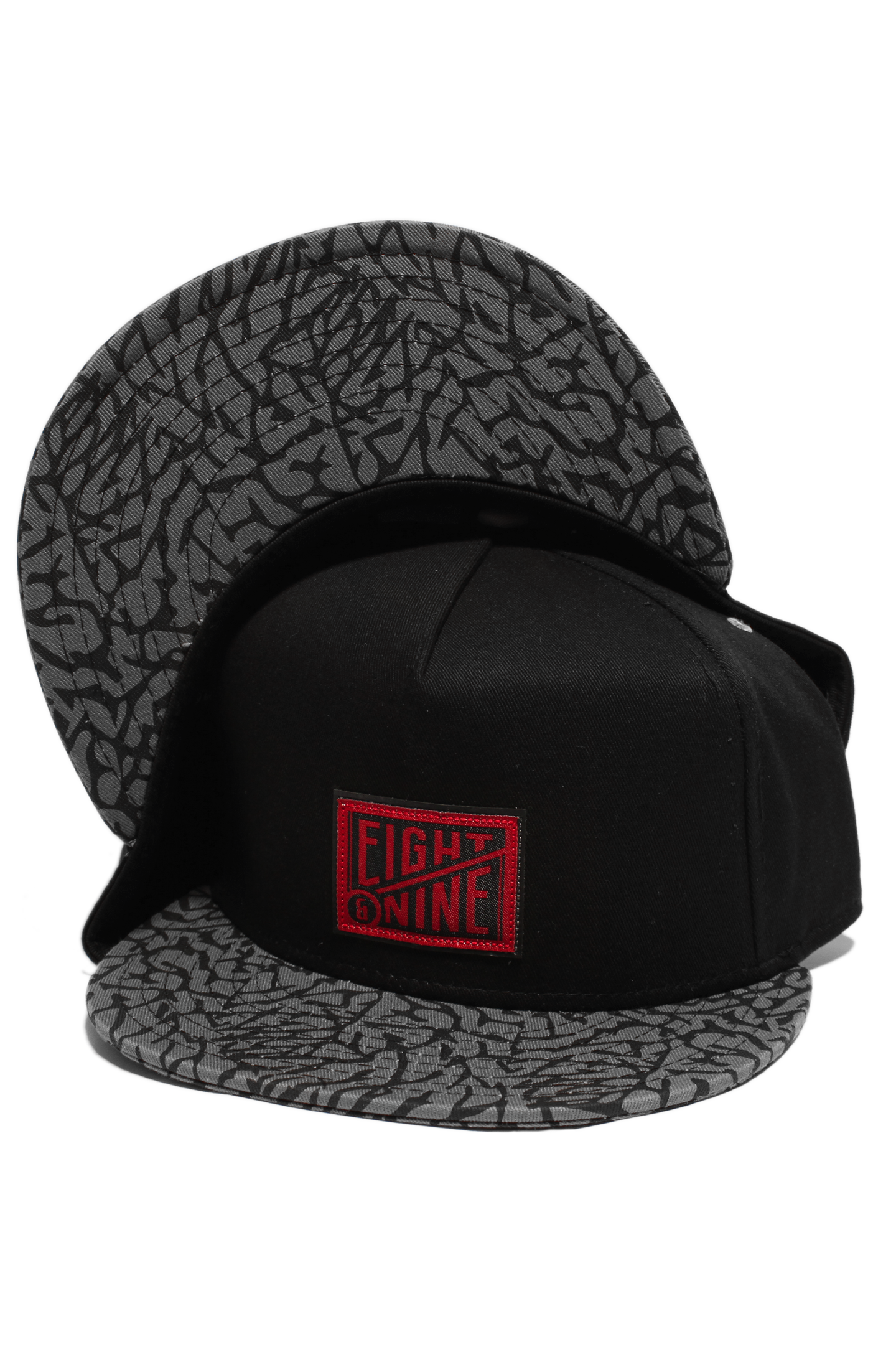 5772da39088 Strapback Hat to match Jordan Black Cement 3