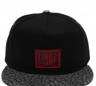 hat to match jordan black cement 3