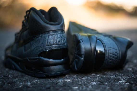 "e3106a3957b Be On The Lookout For!  Nike Air Trainer SC High ""Black Elephant ..."