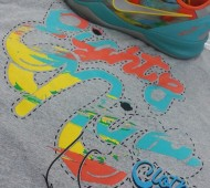shirt to match nike Kobe 8 venice beach