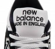 Nuevo Balance 1500 Hizo En Gris Inglaterra / Negro tWJLiuKDI