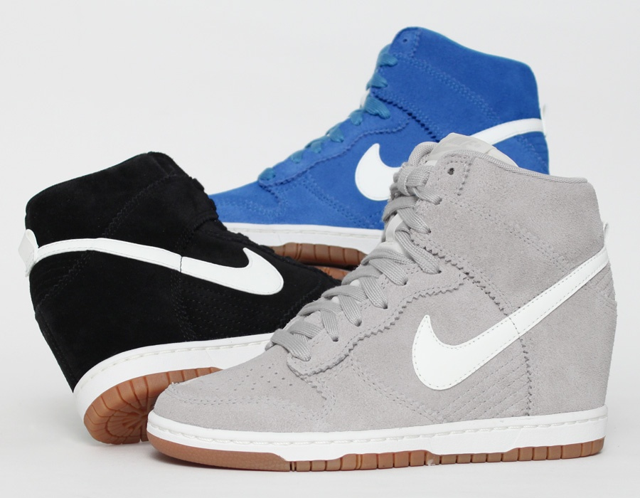 "... July Release Nike WMNS Dunk Sky Hi ""Summer Collection"""
