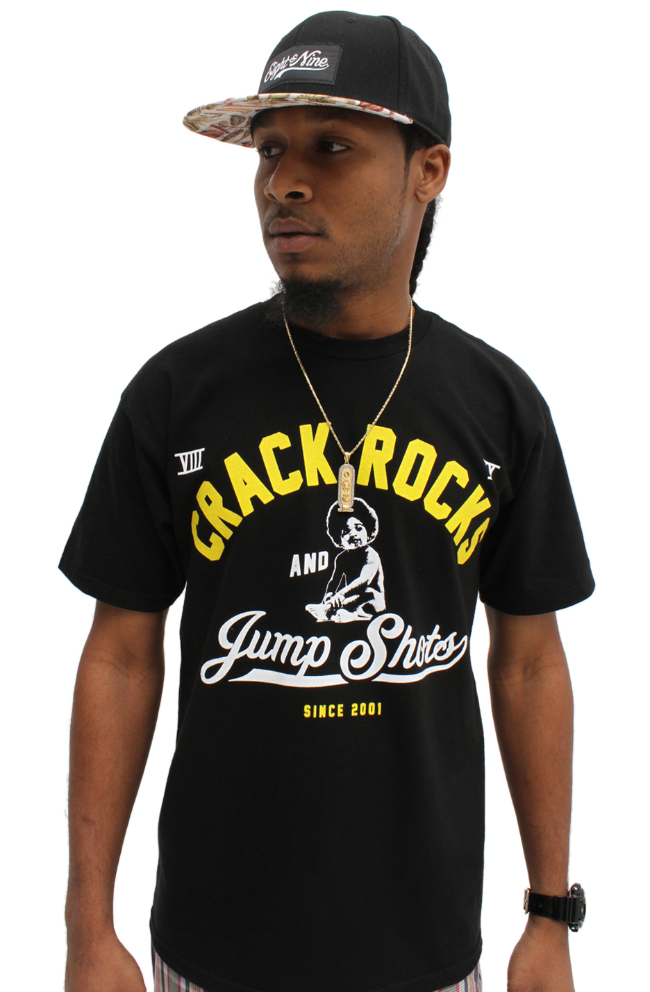 CRACK ROCKS BLACK