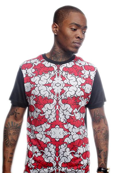 shirt to match jordan fire red 5