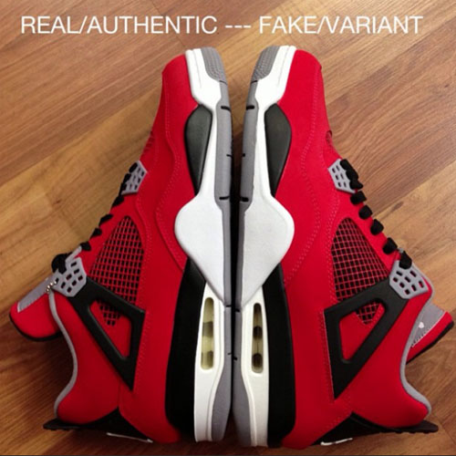 Real Jordans vs. Fake Jordans  Can you tell the difference  Fake Jordans  have been on a steady rise as long as Jordans have been around. 364da5a4f