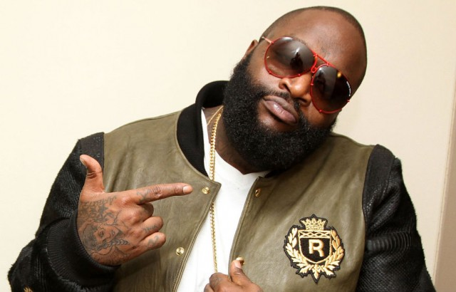 "Rick Ross Performs ""FuckWithMeYouKnowIGotIt"" @ Reebok Classic Event"