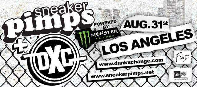 Sneaker Pimps, DXC LA