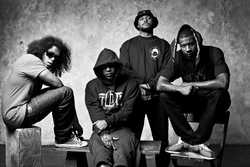 Black Hippy, Kendrick Lamar