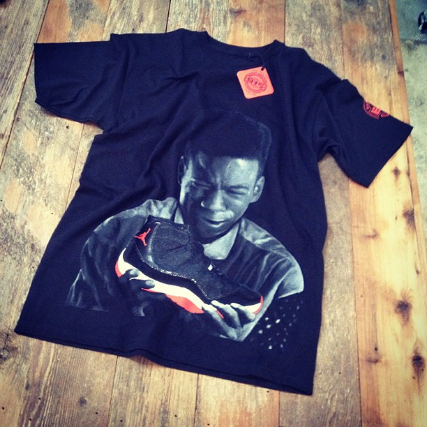 97d06b87b0f8 095d1226264211e380cd22000a9f18de 7. The post Pookie Jordan Bred 11 Shirt ...