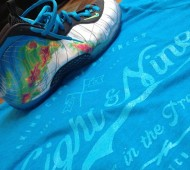 shirt to match weatherman foamposites