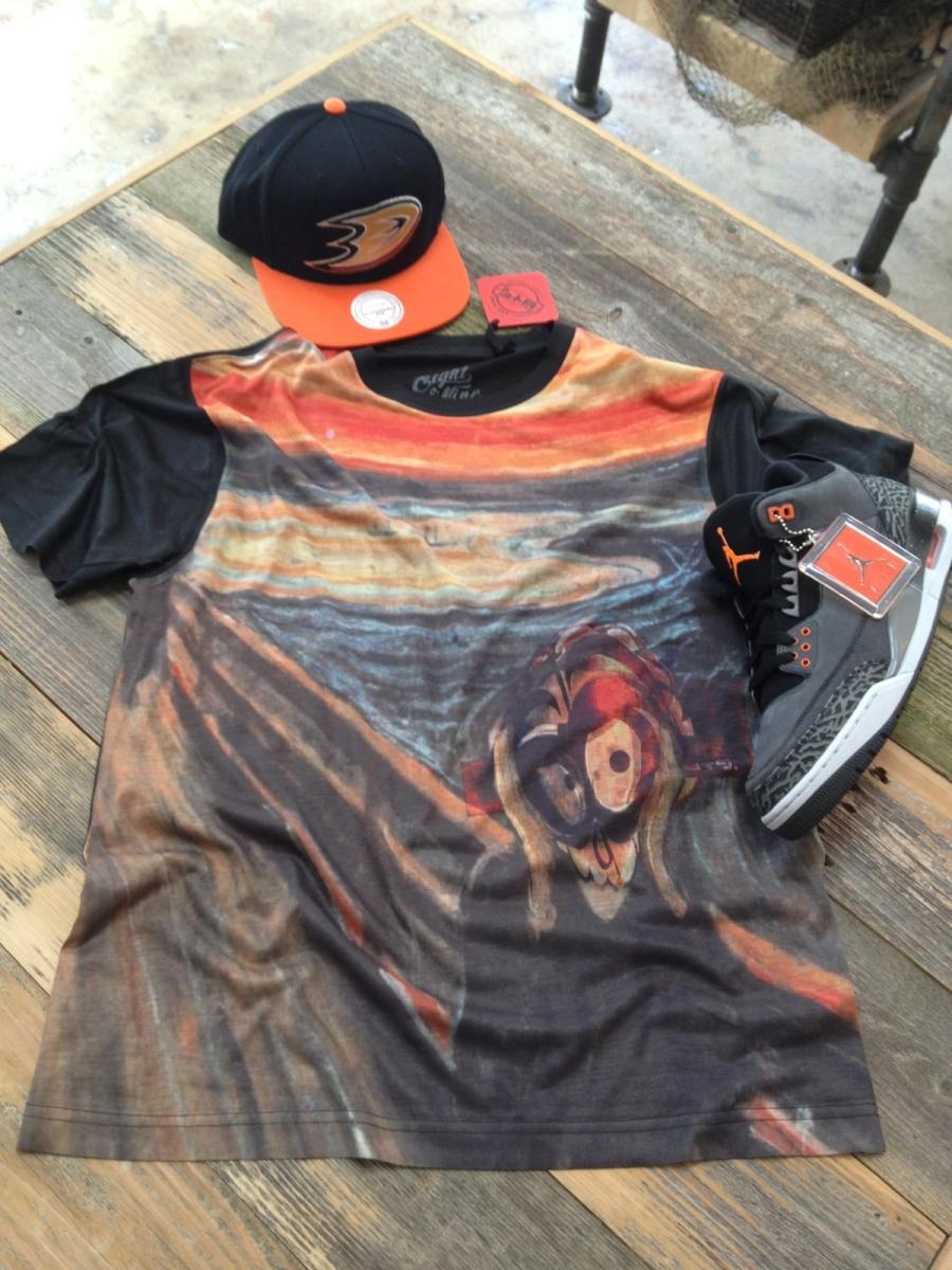 shirt to match jordan fear 3