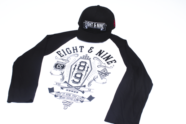 IGet It How You Live Hat + Raglan Combo