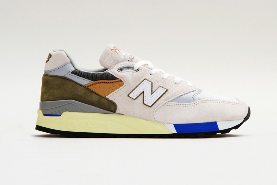 "sale retailer e969a 47e54 Releasing October 5th: Concepts x New Balance 998 ""Mint ..."