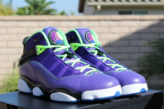 "sports shoes 85a40 a8c7a Releasing 10/19: ""Bel-Air"" Jordan Six Rings 