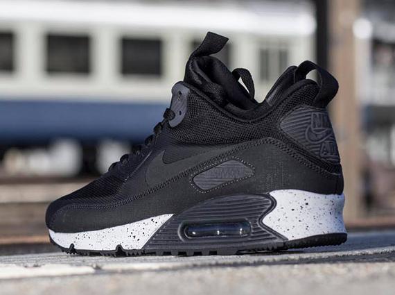 Nike 'Air Max 90 Winter' Sneaker Boot. | Sneakers men
