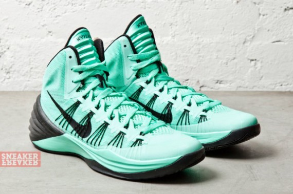 wholesale dealer 47bf4 2b8a8 ... new zealand coming soon nike hyperdunk 2014 green glow. 3a395 34c5f