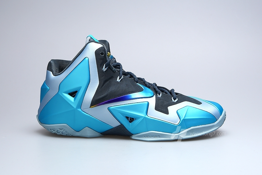 "984ee97c Nike LeBron XI ""Gamma Blue"" 