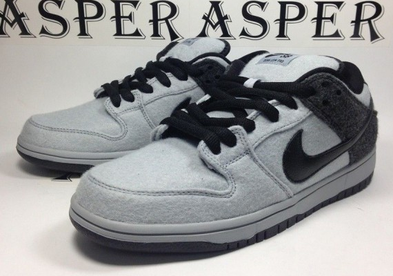 competitive price 9c310 733f4 Nike SB Dunk Low Premium – Wolf Grey – Black | 8&9 Clothing Co.