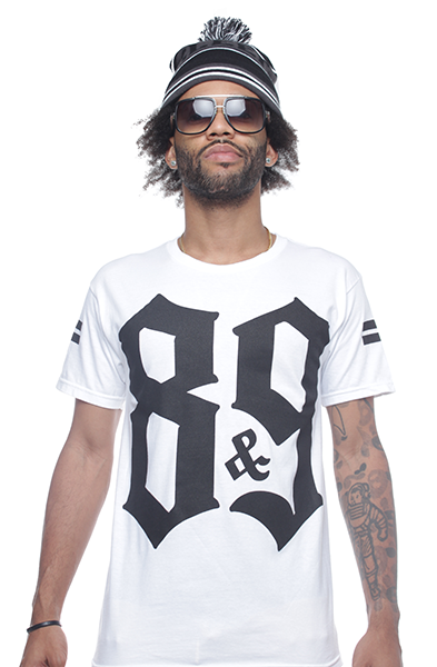 8and9 trap jersey tee