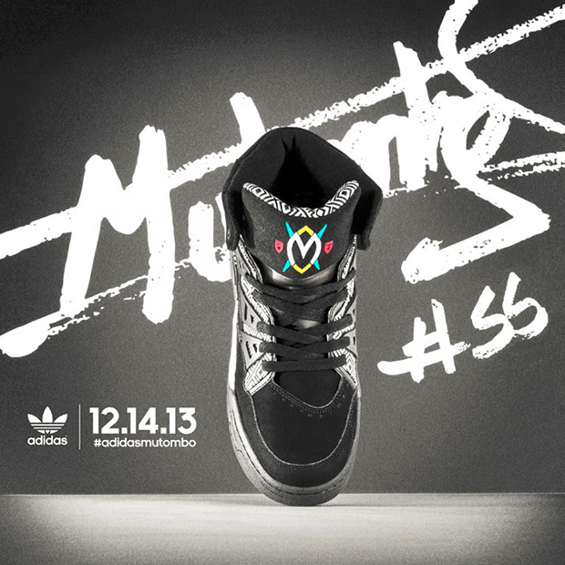 613ce408c7a9 The Adidas Mutumbo has been one of the most anticipated sneakers to re- release