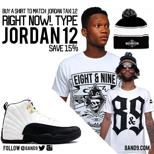 jordan-taxi-12-shirt