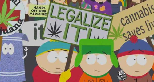 Legalize It - South Park - Cannabis