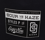 styles p sour vs haze shirt