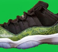 air-jordan-11-low-green-snakeskin-summer-2014