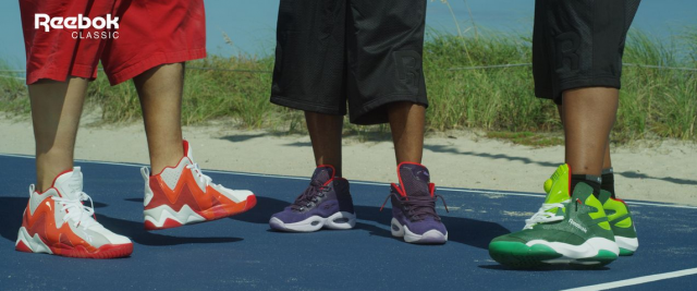 Cam'ron & Juelz x Reebok – Classic Christmas in Miami