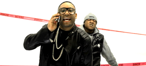 8and9 Blog - Maino and Jadakiss What Happened Video Screen Shot
