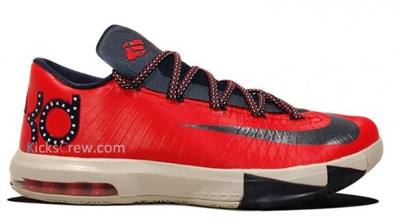 all red kd 6