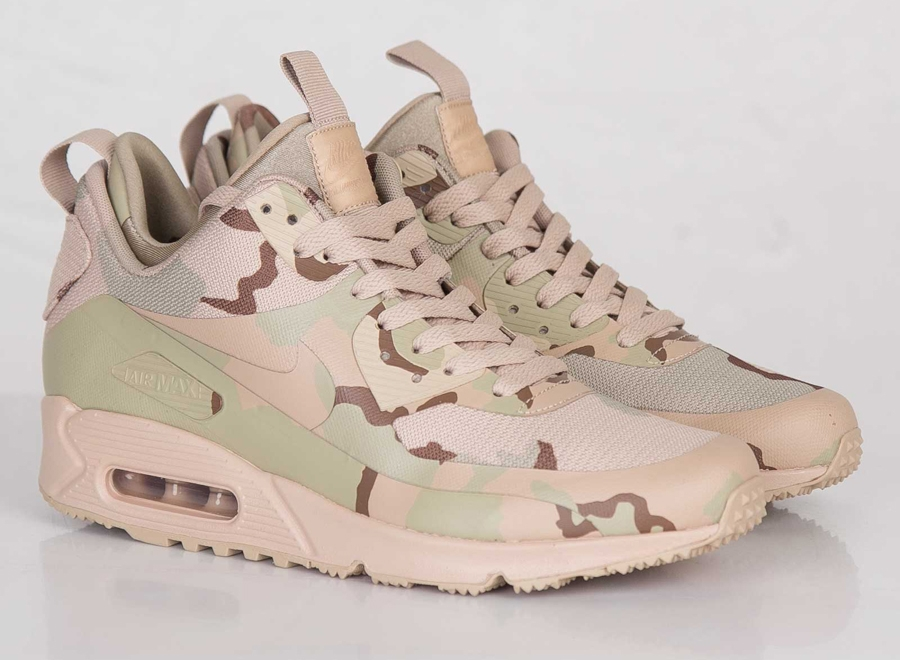 air max 90 sneakerboot desert camo