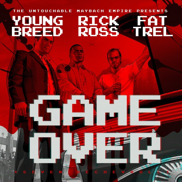 "Young Breed f/ Rick Ross & Fat Trel - ""Game Over"" [Audio]"
