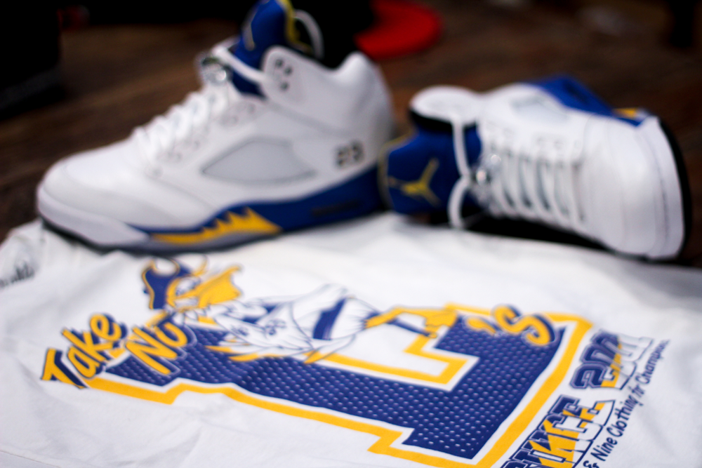jordan 5 laney shirt