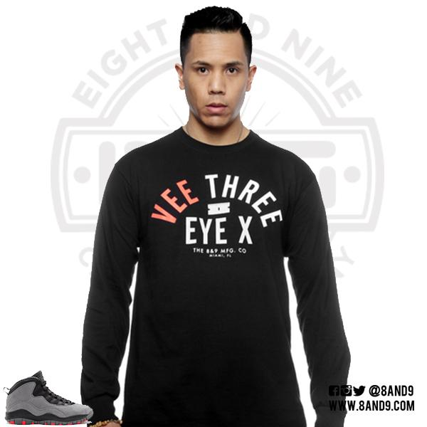 jordan 10 infrared shirt