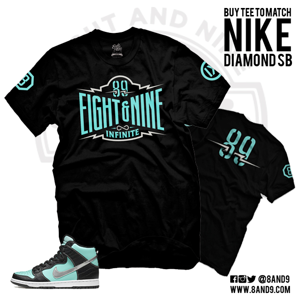 nike dunk tiffany shirt