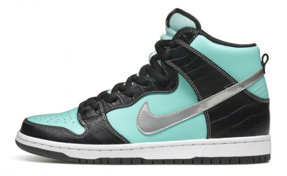 nike dunk tiffany