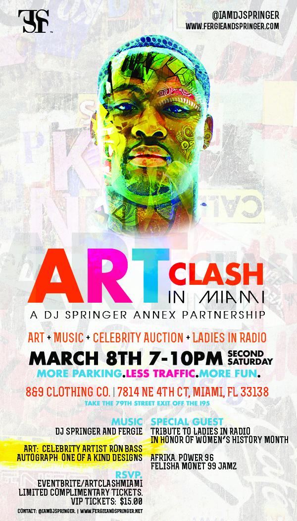 Art Clash Miami