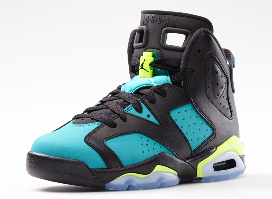 air-jordan-6-gs-turbo-green-release-date