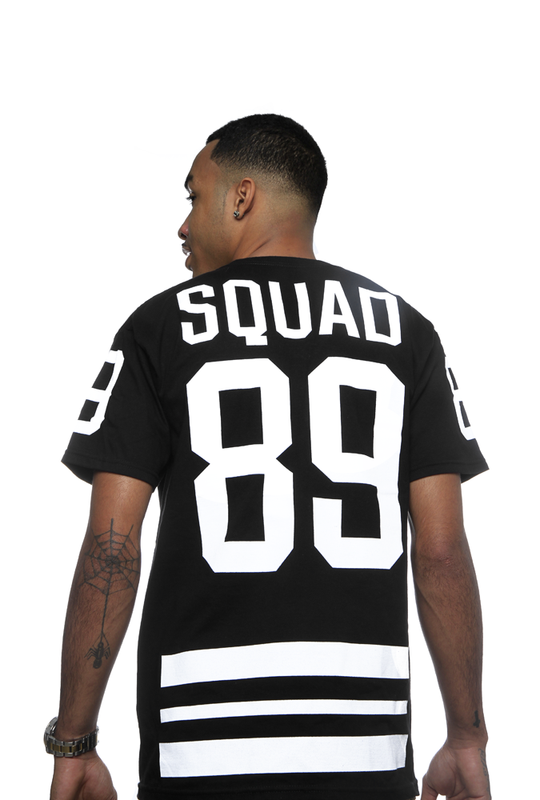 Black Squad Shirt