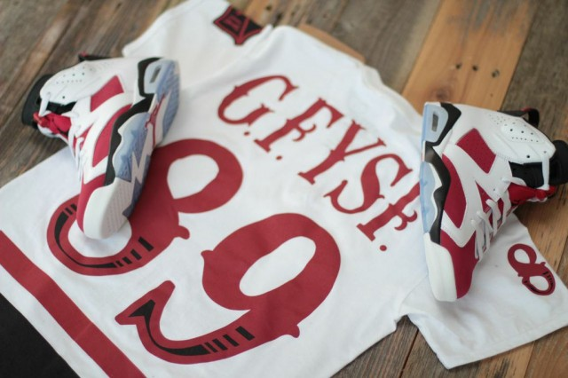shirts to match jordan carmine 6 2