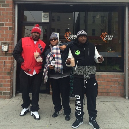 The LOX – Salute A Gee [Audio]