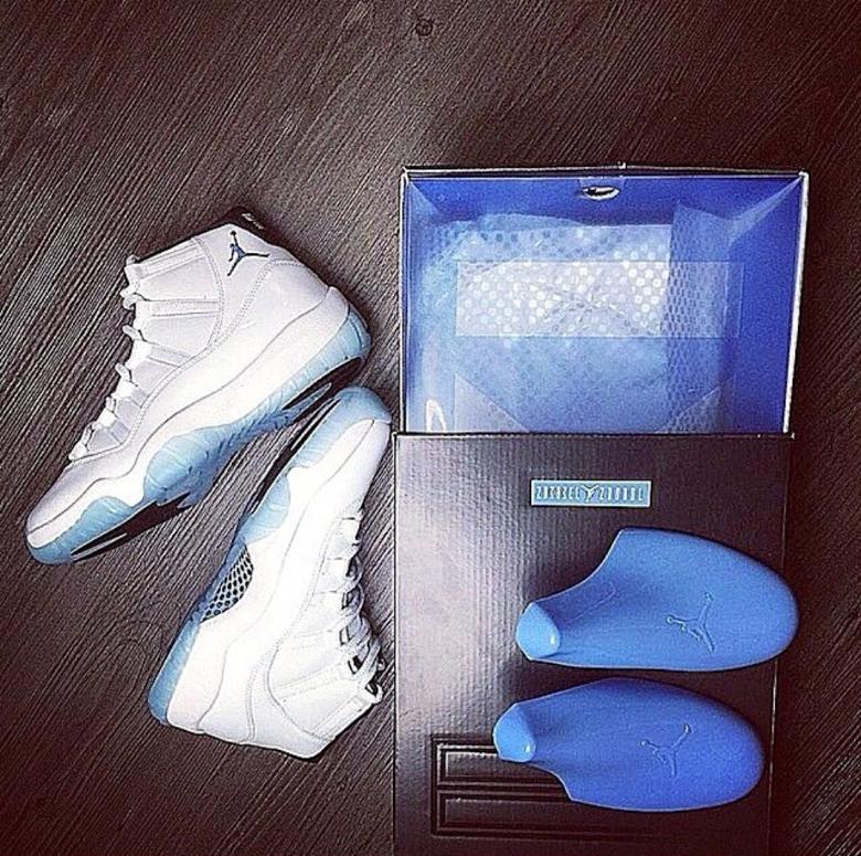 4ab10c96ba4 Jordan 11 Legend Blue | 8&9 Clothing Co.