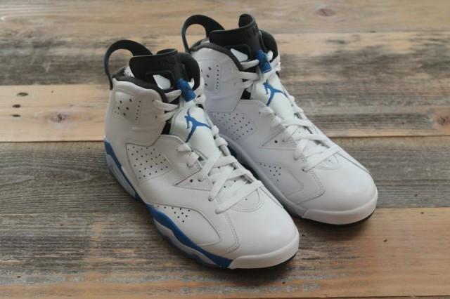 2014 jordan 6 sport blue 1