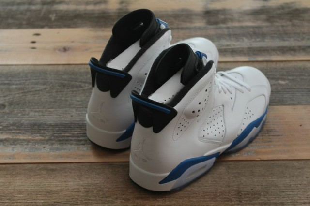 2014 jordan 6 sport blue 2