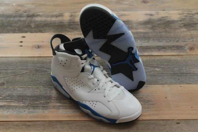 2014 jordan 6 sport blue 3