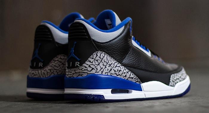 Air Jordan 3 Sport Blue 3