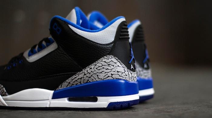 Air Jordan 3 Sport Blue 4