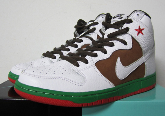 Dunk High California 2